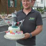 10 Jahre Burgherr Gartenbau 2015